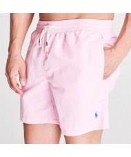 Polo Ralph Lauren Traveller Swim Shorts In Light Pink