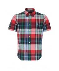 Polo Ralph Lauren Short Sleeve Custom Fit Check Shirt