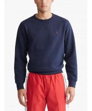 Polo Ralph Lauren Sweatshirt In Cruise Navy