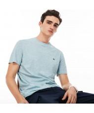 Lacoste Men's Crew Neck Flamme Cotton Jersey T-shirt TH3212-00