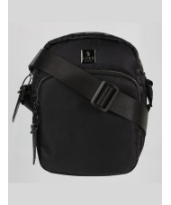 "Luke ""Keaton"" Cross Body Bag In Black"