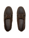 Timberland  Men's Classic Boat Shoe In Dark Brown Style Number: 1001R214