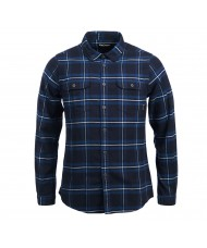 Barbour International Dash Brushed Cotton Check Shirt -  MSH4244
